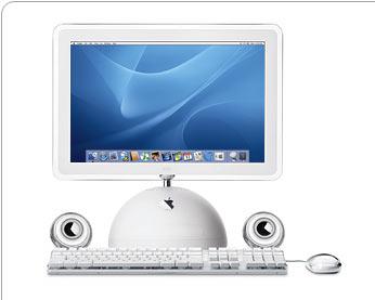 photo of iMac